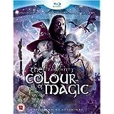 Colour Of Magic Blu-ray