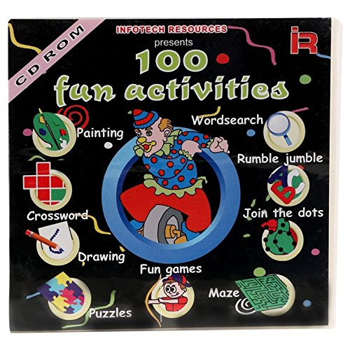 Zeus 100 Fun Activities CD-ROM  available at amazon for Rs.89
