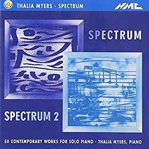 spectrum thalia myers various musica. Black Bedroom Furniture Sets. Home Design Ideas