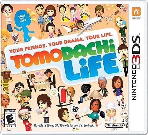 Tomodachi Life 3ds - Tomodachi Life