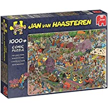 Jan van Haasteren Flower Parade 1000 pcs 1000pc(s) - Puzzles (Jigsaw puzzle, Comics, Adults, 12 year(s), Boy/Girl, Cardboard)