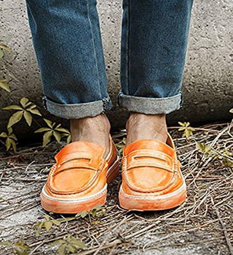 Icegrey Brogue Uomo Orange