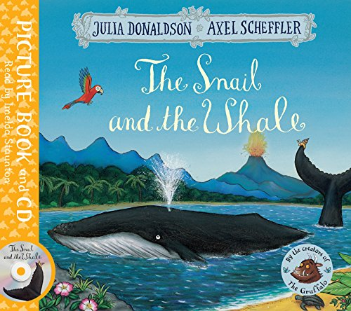The Snail and the Whale: Book and CD Pack