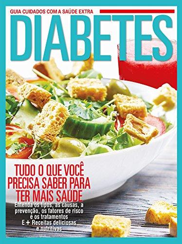 Guia Cuidados Com a Saúde Extra – Diabetes (Portuguese Edition)
