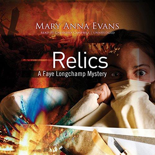 Relics  Audiolibri