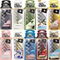 2 Pack (8 Fresheners) x Official Yankee Candle Car Vent Stick Air Fresheners from My Planet