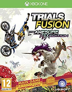 Trials Fusion The Awesome Max Edition (Xbox One) (B01A51GTNA) | Amazon Products