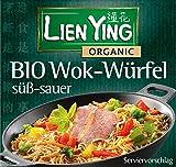 Lien Ying Organic BIO Wok-Würfel süß-sauer, 20er Pack (20 x 40 g)