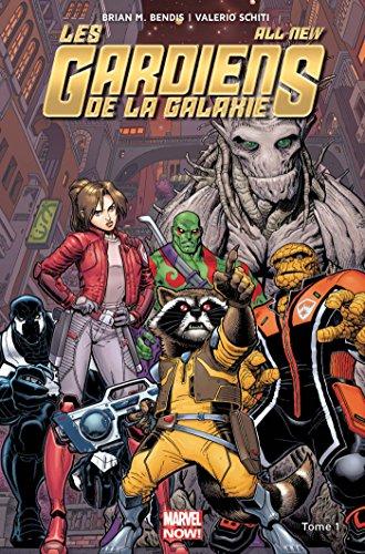 All-new Les Gardiens de la Galaxie T01 par Valerio Schiti, Brian M. Bendis