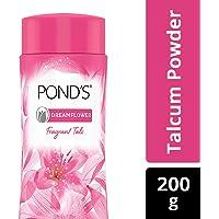 Pond's Dream flower Fragrant Talc, Pink Lilly, 200g