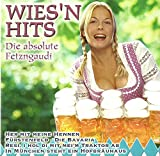 Verrückte Hits zum Oktoberfest, Karneval, Fasching etc. (Compilation CD, 16 Tracks)