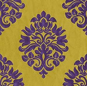 RT CARTA DA PARATI collezione En Suite, colore viola, 545760