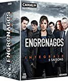 Engrenages - Intégrale 5 saisons