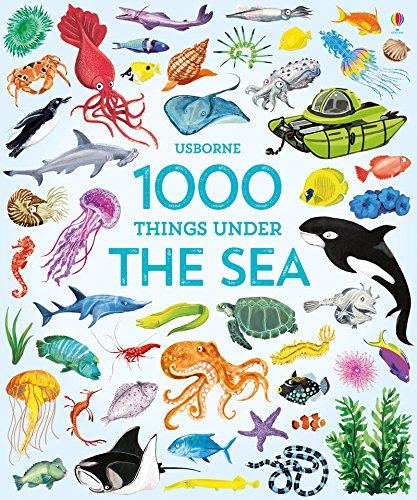 1000 Things Under the Sea par Jessica Greenwell