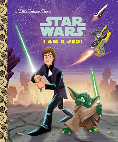I Am a Jedi (Star Wars) (Little Golden Books: Star Wars) por Golden Books