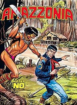 Mister No. Amazzonia: Mister No 002. Amazzonia di [Nolitta, Guido]