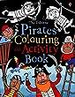 Pirates Colouring and Activity Book (Usborne Colouring and Activity Books)