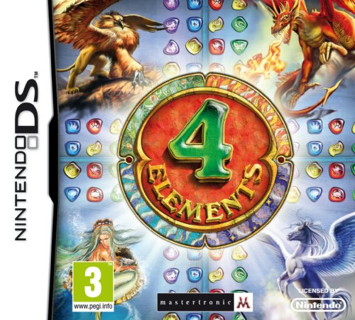 4 Elements (Nintendo DS) [Importación inglesa]
