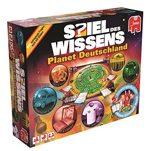 Jumbo 17967 Spiel des Wissens Planet Deutschland
