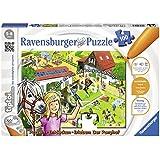 """Ravensburger 00518 - tiptoi Puzzeln, Entdecken, Erleben: """"Der Ponyhof"""""""