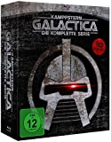 Kampfstern Galactica - Die komplette Serie (+DVD)  Bild
