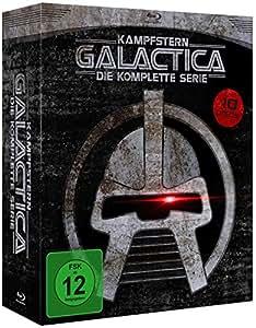 Kampfstern Galactica - Die komplette Serie (+DVD) [9 Blu-rays]