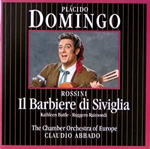Domingo / Rossini: Il Barbiere di Siviglia - Highlights / Abbado