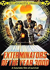 Exterminator of the Year 3000 [DVD] [1983] [Region 1] [US Import] [NTSC]