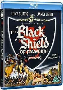 The Black Shield of Falworth [Blu-ray] [1954]