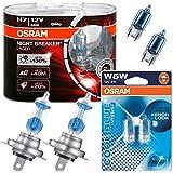 Osram Night Breaker Laser, H7 12Volt 55Watt + W5W Cool Blue Intense