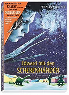 Edward mit den Scherenhänden (+ Krabat Sonder-Disc)