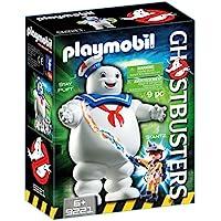 CAZAFANTASMAS Playmobil - Muñeco Marshmallow (9221)