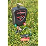 ShockRite Electric Fence 12v Energiser SRB60 0.6J Kit 200m Green Wire 25 Insulators 6