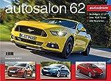 autosalon - autodrom: autosalon 62, Modelle 2016 / 2017 (autosalon in Buchform, Band 62)