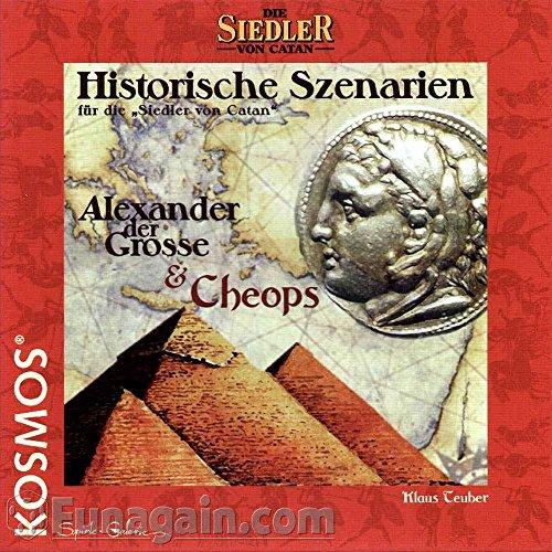 Kosmos Historische Szenarien Alexander der Große & Cheops