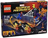 LEGO Marvel Super Heroes 76058 - Spider-Man: Ghost Riders Verbündete, Spiderman Spielzeug
