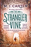 Front cover for the book The Strangler Vine by M. J. Carter