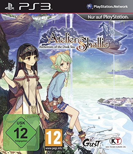Atelier Shallie: Alchemists of the Dusk Sea (PS3) (Atelier Ps3 Ayesha)
