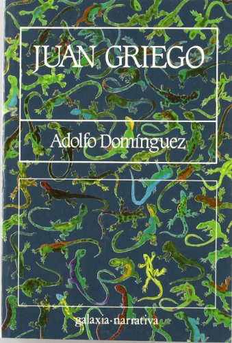 Juan Griego (Literaria) por Adolfo Domínguez