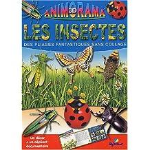 Les insectes : Des pliages fantastiques sans collage