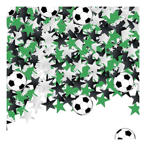 Championship Soccer Football Party Decoration Table Confetti by Partypackage Ltd