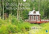 Russlands Naturparadiese (Wandkalender 2020 DIN A4 quer): Russlands Naturparadiese: eine Landschaft wie die russische Seele (Monatskalender, 14 Seiten ) (CALVENDO Orte) - CALVENDO