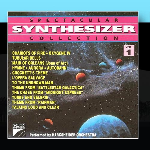 Spectacular Synthesizer Collection Vol. 1