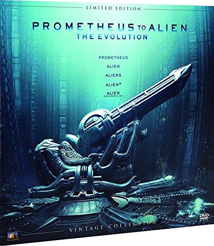Alien Antología Colección Vintage Funda Vinilo [DVD]