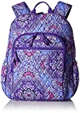 Best Vera Bradley Lilacs - Vera Bradley Campus Tech Backpack, Lilac Tapestry, One Review