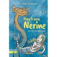 Havfruen Nerine #2: Den store søslange (Danish Edition)
