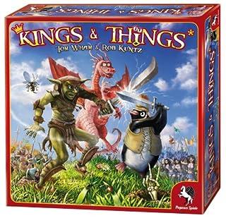 Pegasus Spiele 51005G Kings & Things 2te Edition (deutsche Ausgabe) (B002I61PLM)   Amazon price tracker / tracking, Amazon price history charts, Amazon price watches, Amazon price drop alerts