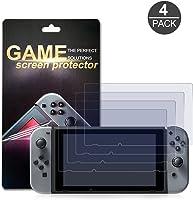 Nintendo Switch Ekran Koruyucu 4 lü Paket Gizala