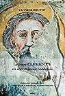 Le pape Clément V en son château bordelais par Boutot