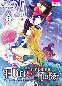 Alice au royaume de Joker Edition simple Tome 7